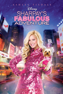<i>Sharpays Fabulous Adventure</i> 2011 American musical television film