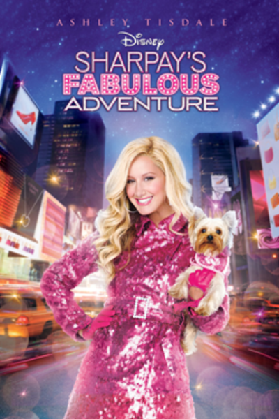 Picture of a movie: Sharpay's Fabulous Adventure