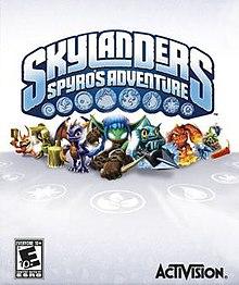skylanders spyro s adventure wikipedia rh en wikipedia org Skylanders PS3 Game Skylanders Giants