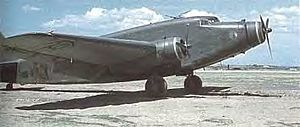 Bombing of Bahrain in World War II - SM82s similar to those used in the Italian raid on Bahrain
