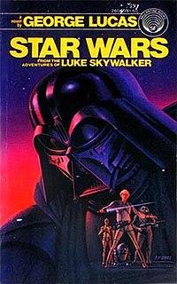 <i>Star Wars: From the Adventures of Luke Skywalker</i> Novel by Alan Dean Foster