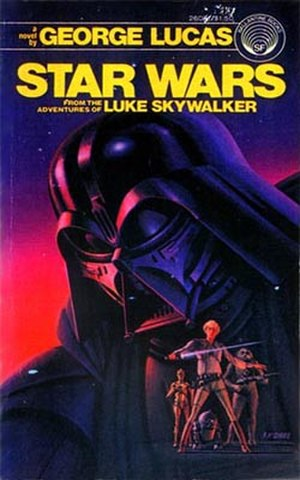 Star Wars: From the Adventures of Luke Skywalker - Image: Star Wars Novelization