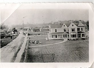 Star, North Carolina - The Star Hotel, built by the Leach Family in 1897, is now known as The Star Hotel Bed and Breakfast Inn