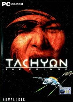 Tachyon The Fringe-kover.jpg
