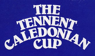 Tennent Caledonian Cup - Image: Tennent Caledonian Cup
