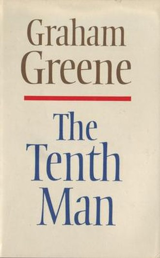 The Tenth Man (novel) - First edition cover