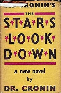 <i>The Stars Look Down</i> book