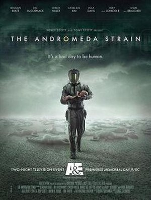 The Andromeda Strain (miniseries) - Image: The Andromeda Strain 2008 Miniseries