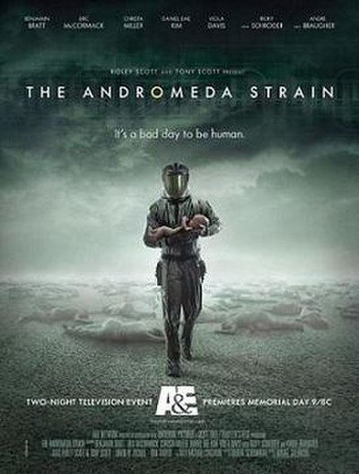 Picture of a TV show: The Andromeda Strain