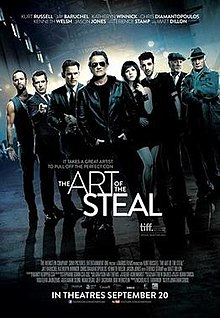 The Art of the Steal (2013) Brrip English (movies download links for pc)