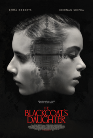 The Blackcoat's Daughter - Theatrical release poster