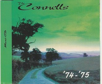 '74–'75 - Image: The Connells '74 '75 album cover