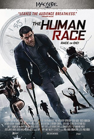 The Human Race (film) - Title card of The Human Race