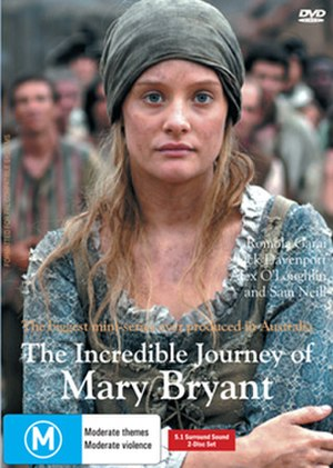 The Incredible Journey of Mary Bryant - Image: The Incredible Journey of Mary Bryant cover