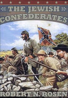 The Jewish Confederates by Robert N. Rosen (book cover).jpg