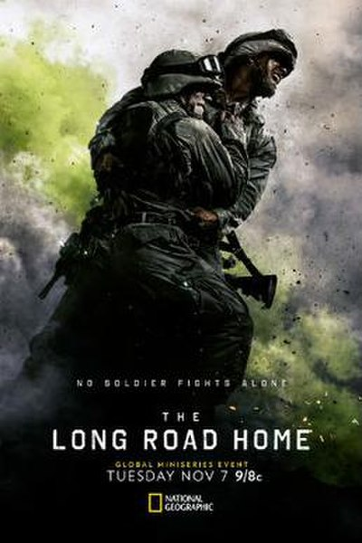 Picture of a TV show: The Long Road Home