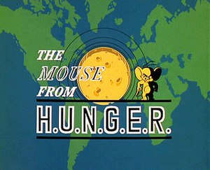 The Mouse from H.U.N.G.E.R. - Title Card