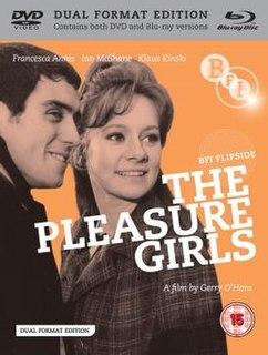 <i>The Pleasure Girls</i> 1965 film