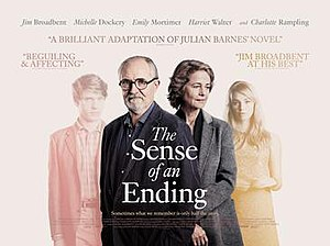 The Sense of an Ending (film) - Poster