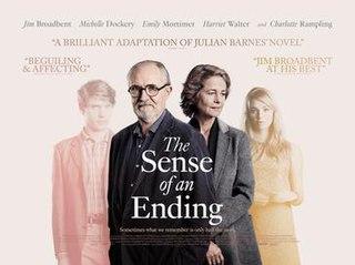 <i>The Sense of an Ending</i> (film) 2017 film by Ritesh Batra