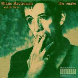 The Snake (Shane MacGowan album) - Image: The Snake (album)