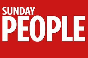 The Sunday People - Image: The Sunday People logo