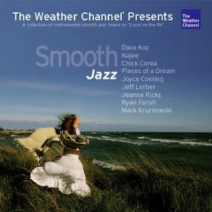 The Weather Channel Presents: The Best of Smooth Jazz - Image: The Weather Channel Presents The Best of Smooth Jazz