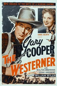 The Westerner movie