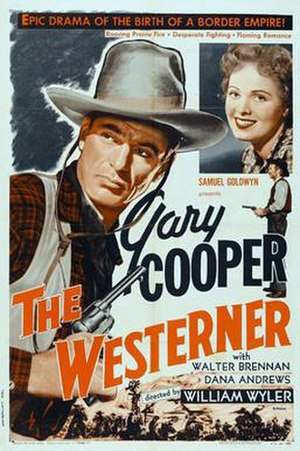 The Westerner (film) - Image: The Westerner Poster