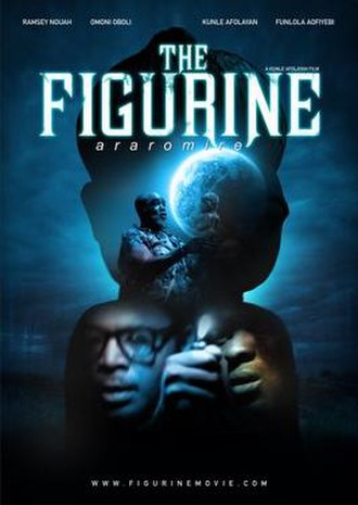 The Figurine - Theatrical poster