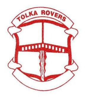 Tolka Rovers F.C. - Image: Tolkaroverscrest