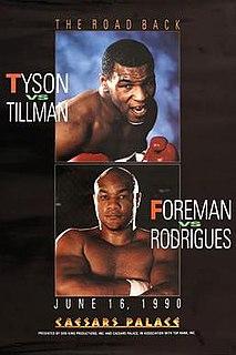 Mike Tyson vs. Henry Tillman