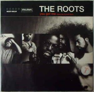 You Got Me (The Roots song) - Image: U Got Me single