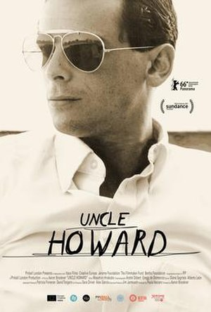 Uncle Howard - Uncle Howard film poster