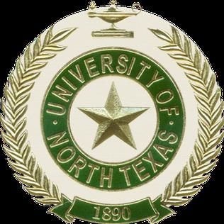 University of North Texas seal