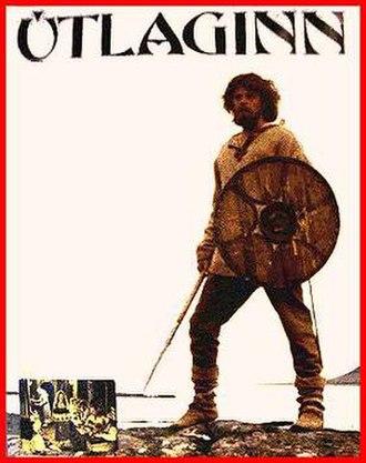 Outlaw: The Saga of Gisli - Video case