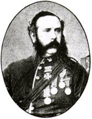 Henry MacDonald - Image: VC Henry Mac Donald