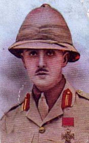 Percy Hansen - Image: VC Percy Howard Hansen