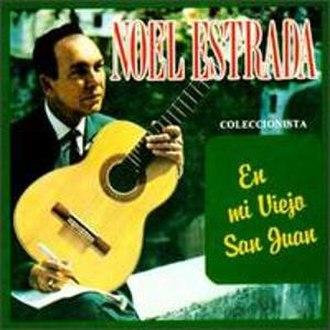 En mi Viejo San Juan - Image: V S J Record Cover