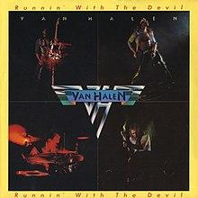 Van Halen - Runnin' With The Devil US single cover.jpg