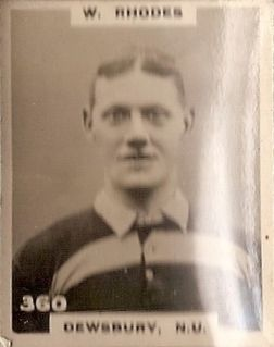 Billy Rhodes (rugby league)