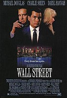 Picture of a movie: Wall Street