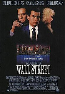 1987 film by Oliver Stone