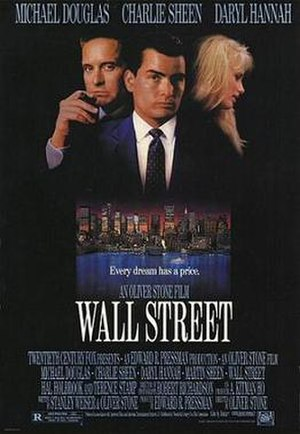"Corporate raid - Wall Street depicted a stereotyped portrait of a 1980s ""corporate raider"""