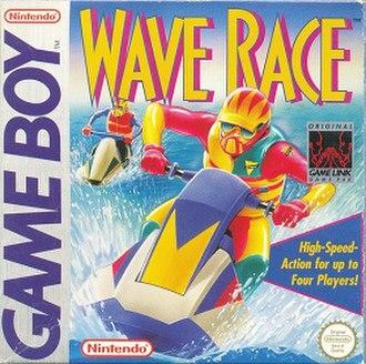 Wave Race - Image: Wave Race Box