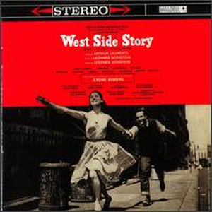 West Side Story (Original Broadway Cast) - Image: West Side Story Bway
