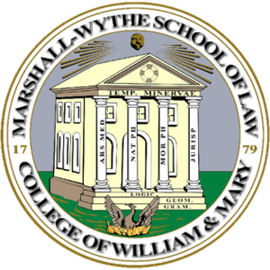 William & Mary Law School - Seal of the school