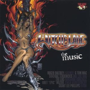Witchblade: The Music - Image: Witchblade