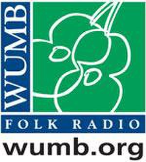 "WUMB-FM - WUMB's previous logo as ""Folk Radio"""
