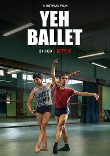 <i>Yeh Ballet</i> 2020 film directed by Sooni Taraporevala